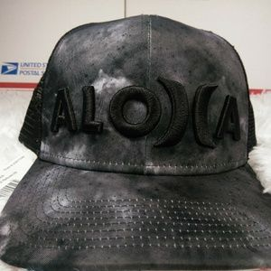 Aloha Hurley Nebula Adjustable Hat NWT